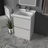 Bathroom Vanity with Deep Storage Drawers