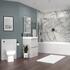 Light Grey Bathroom Suite