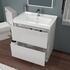 Bathroom Furniture 800 Vanity Unit