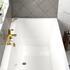 BC Gold Bath Filler Tap