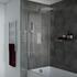 Ribble 3 Outlet Wall Shower Set Head Handset Bath Filler