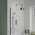 Carmel Traditional 2 Outlet Shower Set Head Handset