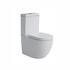 BC Hampshire Close Couple Toilet & Soft Close Seat - 20-278