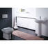 Compact Back To Wall Toilet & Soft Close Seat curved