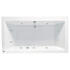 Vernwy 1800x1100 Kingsize Whirlpool Rectangle Jacuzzi Bath