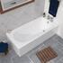 Mercury 1500 x 700 Straight Small Bath