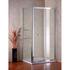 Corner Installation of 760mm Bi-Fold Door With 760mm Side Panel