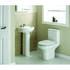 Compact 4 Piece Bathroom Suite - 30-195
