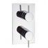 Kai Lever Thermostatic Shower Valve Portrait Orientation Bathroom Accessory