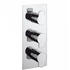Wisp Wisp 2000 Thermostatic Shower Valve rectangle