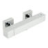te Exposed Thermostatic Shower Valve 1/2 square Bathroom
