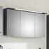 6001 Solitaire 1300mm Mirror Cabinet 3 Door