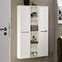 6001 Solitaire Wall Hung Side Cabinet 1 Door