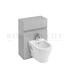 600mm back to wall Bidet Unit - 178524
