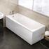 Sustain Acrylic Square Bath