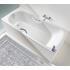 SaniForm Plus Steel Bath Single Ended