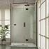 Ic1290 IllusIon Corner Hinged Shower Enclosure Ellegant Stylish Bathroom Accessory