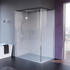Matki Illusion Shower Door Corner Side Panel 800 800 ICT