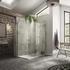 NWCC1580TB Walk-In Shower Enclosure Range for High Quality Bathroom