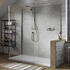 NWSC1580TBH Boutique Corner Walk In Shower Enclosure for High Quality Bathroom