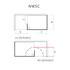 NWSC1790TB Boutique Walk In Shower Enclosure - 9101