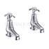"Anglesey Basin tap 3"" pair of crosshead taps"