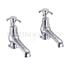 """Anglesey Basin tap 5"""" pair of crosshead taps"""
