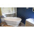 Arcade  Albany Free-Standing Round Luxury Natural Stone Bath