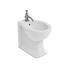 Arcade  Back-to-Wall Bidet curved