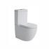 BC Hampshire Close Couple Toilet & Soft Close Seat Dual Flush Eco Friendly