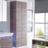 Balto 4 Door Tall Boy Bathroom Storage Cabinet