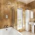 Bath Screen With Access Panel 85cm X 145cm