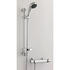 Bc Exposed Bathroom Valve, Shower Head And Shower Rail