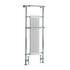 Cabot Htr Chrome  Bathroom Designer Towel Rail