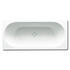 Centro Duo Steel Bath Double Ended