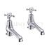 Claremont Bath tap deck mounted with cross head Handle