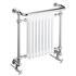 Clifton Wall Htr Chrome High Quality Bathroom Designer Towel Rail