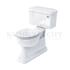 Close Coupled S trap Toilet and cistern 44cm