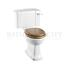 Close Coupled Toilet and cistern 51cm