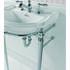 Drift Small Basin With Drift Cloak Basin Stand inc Towel Rail rectangle