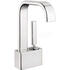 Modern luxurious standard Basin tap With a lever Handle