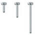 Elements Fixed Shower Head Ceiling Mounting Arm, Cylinder Head