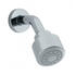 Fixed Hds Reflex Bathroom Shower Head Single Mode With Arm, Round Head