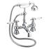 contemporary Modern Bath Shower Mixer Taps