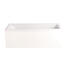 Acrylic Bath Front Panel in White for Bathroom