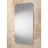 Jazz Plain Bathroom Wall Mirror rectangle Modern