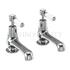 Kensington Bath tap deck mounted with cross head Handle
