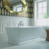KEW Freestanding CLASSIC RECT Bath Stylish Bathroom