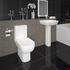 Laguna  4 Piece Bathroom Suite Contemporary