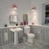 Legend 4 Piece Bathroom Set